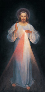 The icon of the Divine Mercy (Vilnius image) © Marian Fathers of the Immaculate Conception of the B.V.M.